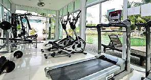 Le Breeze Jomtien Gym